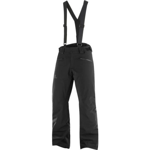 Salomon Force Mens Pants Black
