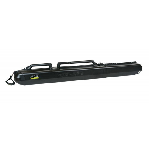 Sportube Series 2 - Double Hard Ski Case Black