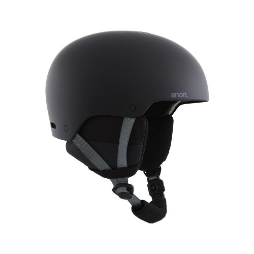 Anon Rime 3 Junior Ski + Snowboard Helmet Black