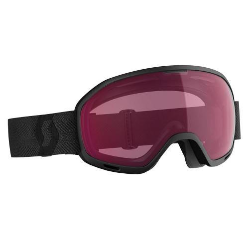 Scott Unlimited II OTG Goggles Black - Enhancer Lens