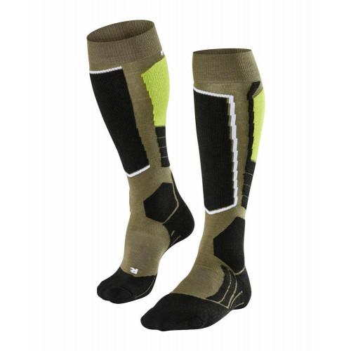 Falke SK2 Mens Ski Socks Thyme