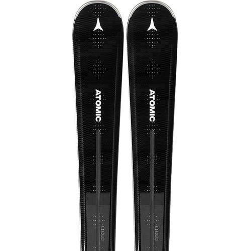 Atomic Cloud 9 Womens Skis + L 10 GW Bindings 2020
