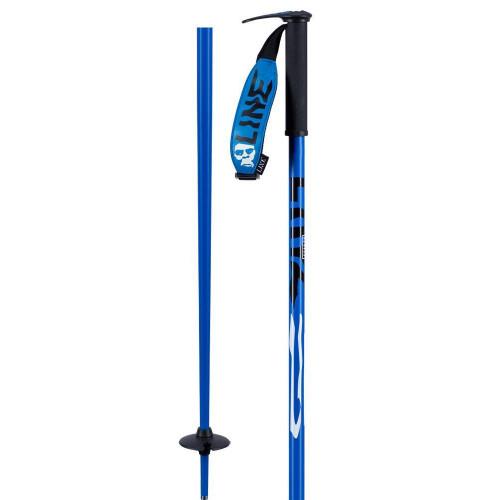 Line Pin Ski Poles Cobalt