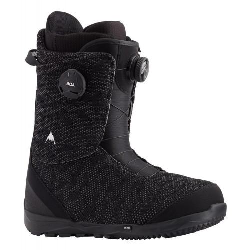 Burton Swath BOA Mens Snowboard Boots Black 2021