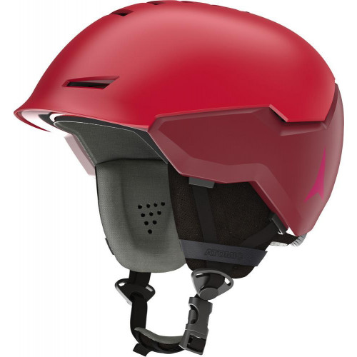 Atomic Revent+ AMID Ski + Snowboard Helmet Red