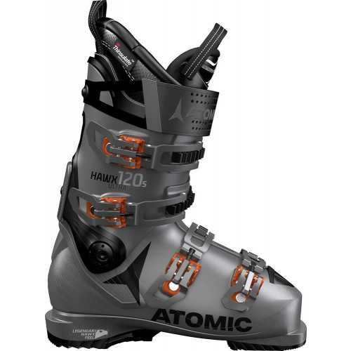Atomic Hawx Ultra 120 S Ski Boots Anthracite/Black/Orange 2020