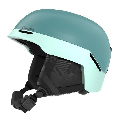 Marker Convoy+ Womens Ski + Snowboard Helmet Blue/Mint