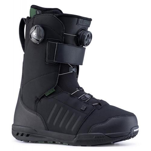 Ride Deadbolt Mens Snowboard Boots Black 2020