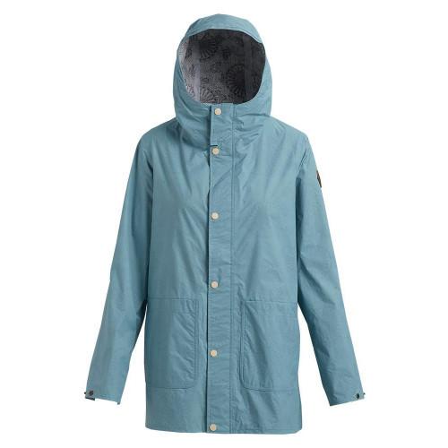 Burton Womens Tulpa 2.5L Jacket Stone Blue