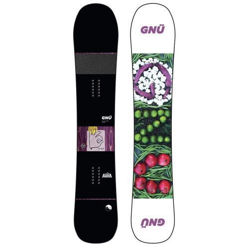 GNU Mullair C3 Snowboard 2020 164cm Wide