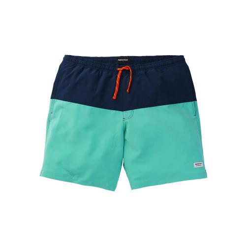Burton Men's Creekside Shorts Dress Blue/Buoy Blue