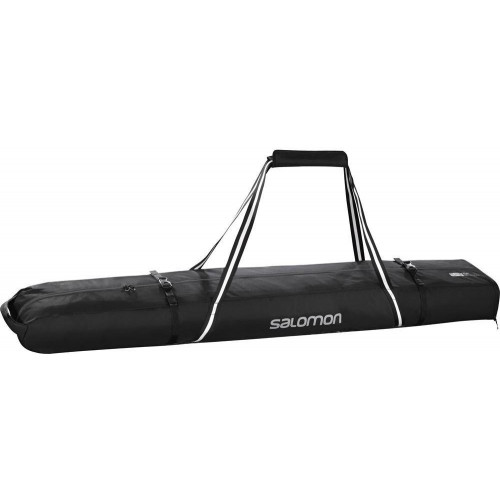 Salomon Extend 2 Pair Skibag 175+20 Black/Light Onix