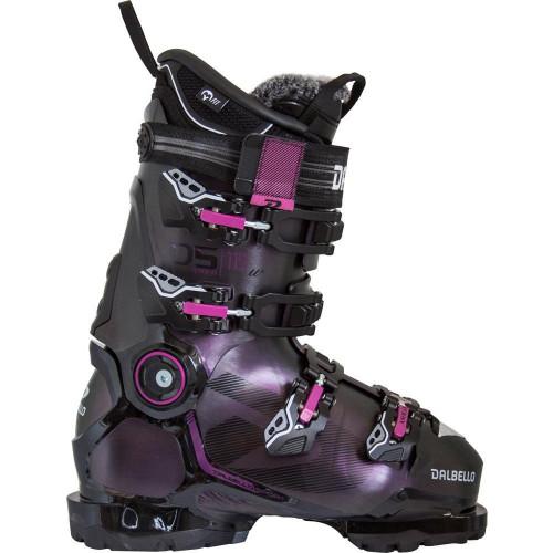 Dalbello DS Asolo 115 W GW Womens Ski Boots Amethyst/Black 2021