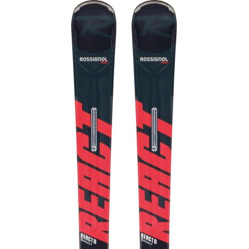 Rossignol React R8 HP 2021 Skis + NX12 GW Bindings