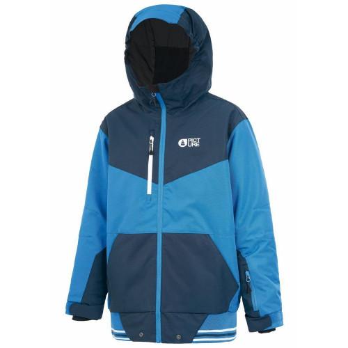 Picture Slope Junior Jacket Blue