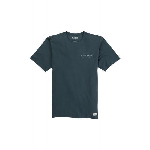 Burton Men's Inkwood SS T-Shirt Dark Slate
