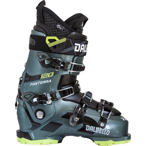 Dalbello Panterra 120 GW Mens Ski Boots Sage Green/Acid 2021