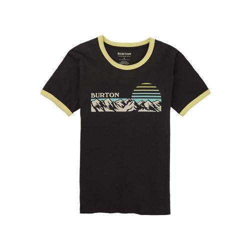 Burton Women's Timkey SS T-Shirt Phantom