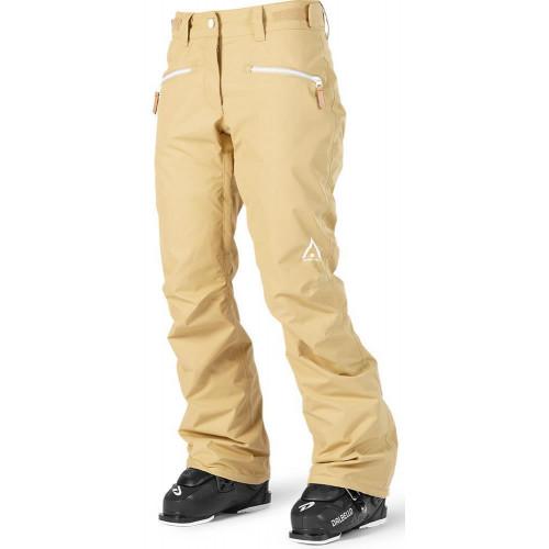Wear Colour Cork Womens Pants Sand 2020