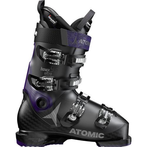 Atomic Hawx Ultra 95 W 2019 Womens Ski Boots Black/Purple