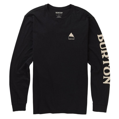 Burton Elite LS T-Shirt True Black