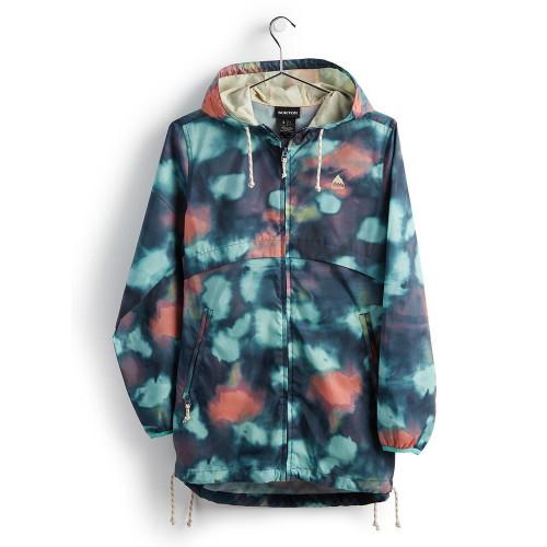 Burton Women's Hazlett Packable Jacket Aura Dye