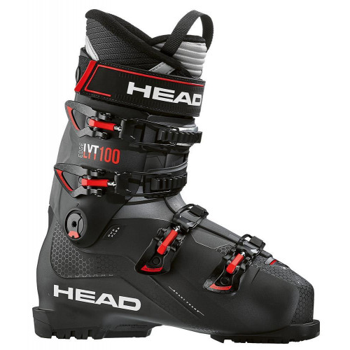 Head Edge LYT 100 Mens Ski Boots 2021 Black/Red