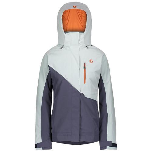 Scott Womens Ultimate Dryo Jacket Blue Nights/Cloud Blue 2020