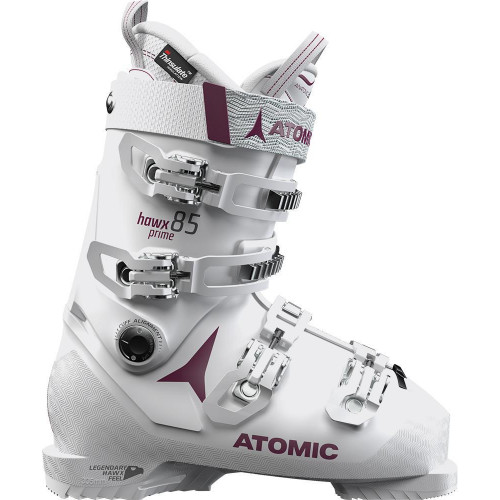 Atomic Hawx Prime 85 W 2019 Womens Skis Boots White/Purple
