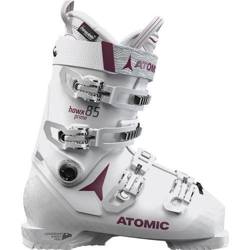 Atomic Hawx Prime 85 W 2019 Womens Skis Boots White/Purple