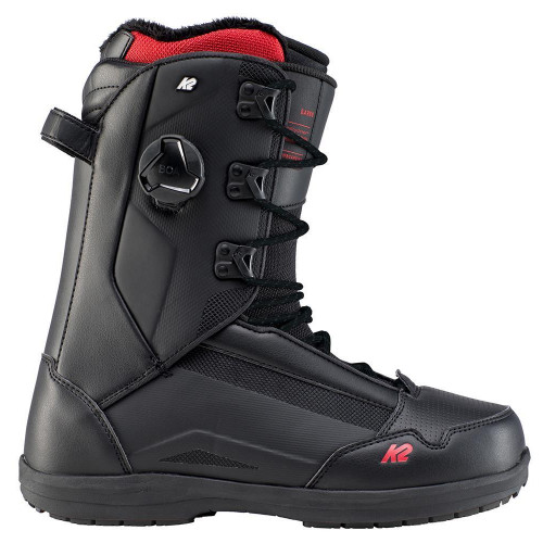 K2 Darko Mens Snowboard Boots Black 2020