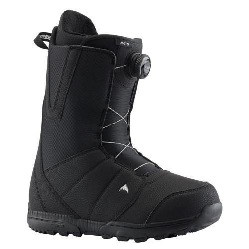 Burton Moto BOA Mens Snowboard Boots Black 2021