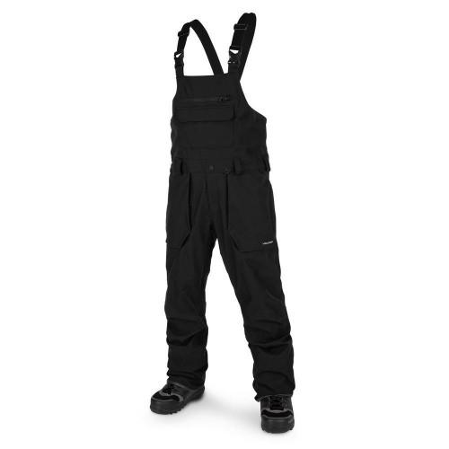 Volcom Roan Bib Overall Men's Pants Black