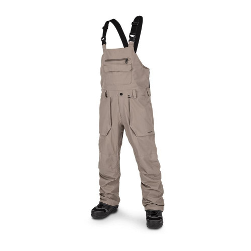 Volcom Roan Bib Overall Mens Pants Teak 2020