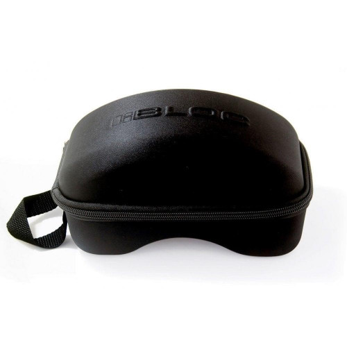 Bloc Hard Shell Goggle Case with Lens Sleeve Black