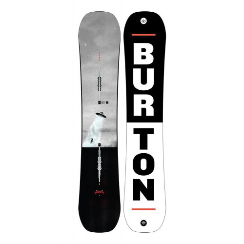 Burton Process Flying V Snowboard 2020 162cm W