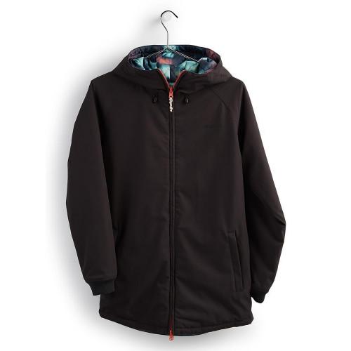 Burton Women's Moondaze Jacket Phantom/Aura Dye