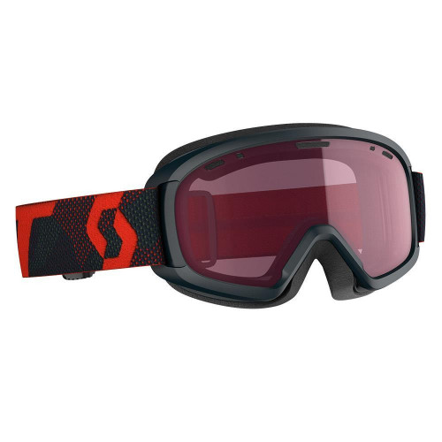 Scott JR Witty Junior Goggles Blue Nights/Red - Enhancer Lens