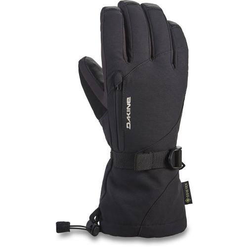 Dakine Leather Sequoia Gore-Tex Womens Gloves Black