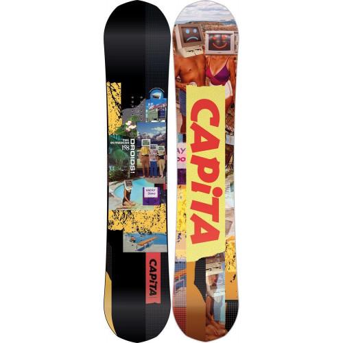 Capita The Outsiders Mens Snowboard 2021 158cm