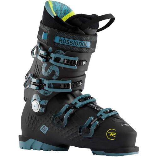 Rossignol Alltrack 110 Ski Boots Black/Steel Blue 2020