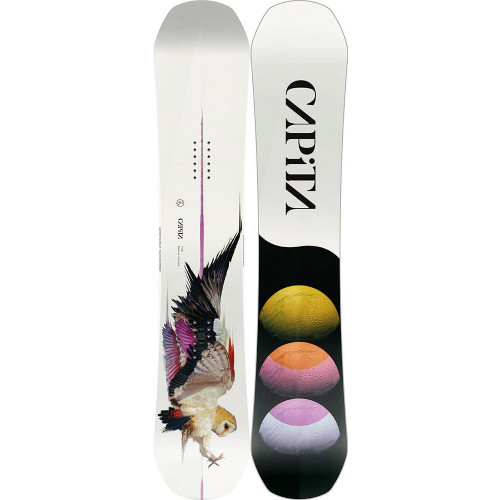 Capita Birds Of A Feather Womens Snowboard 2020 146cm
