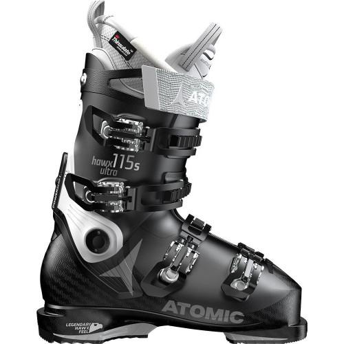 Atomic Hawx Ultra 115 S W 2019 Womens Ski Boots Black/White