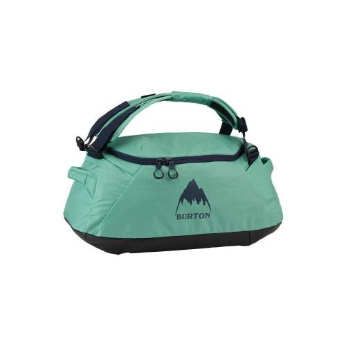 Burton Multipath 40L Small Duffel Bag Buoy Blue Coated