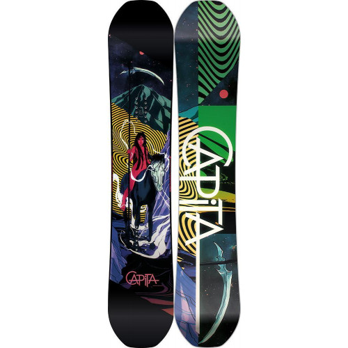 Capita Indoor Survival Snowboard 2020 156cm
