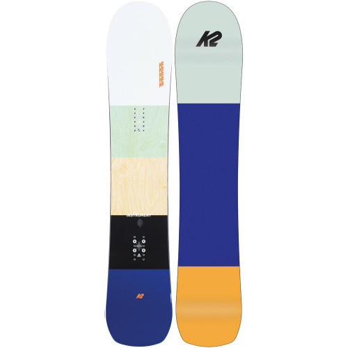 K2 Instrument Mens Snowboard 2021 154cm