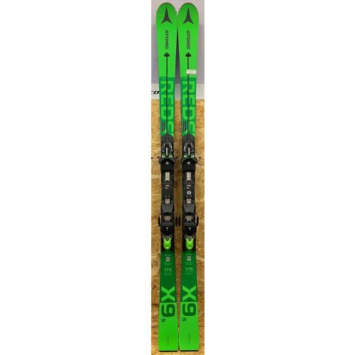 Atomic Redster X9 S AFI Ex-Demo Skis + X12 GW Bindings 2021 175cm