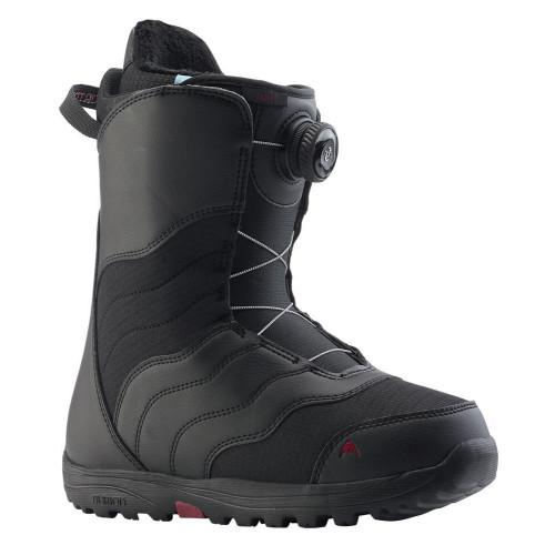 Burton Mint BOA Womens Snowboard Boots Black 2021