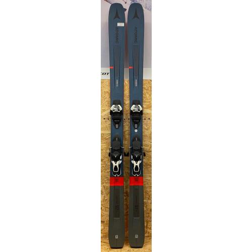 Atomic Vantage 97 C Ex-Demo Skis + Warden 13 DT Bindings 2021 180cm