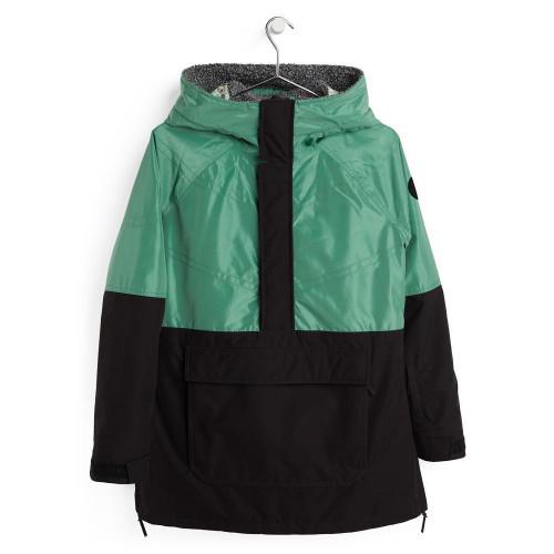 Burton Larosa Anorak Womens Jacket Spruce/True Black